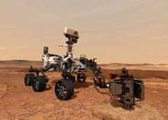 NASA: así será la misión del róver Perseverance en Marte